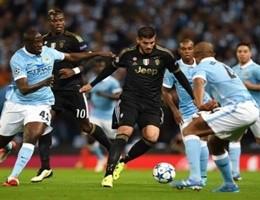 La Juve ok in Champions, 2-0 al Siviglia e vola in testa al girone