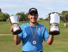 L'amateur Luca Cianchetti trionfa nell'Abruzzo Open di golf
