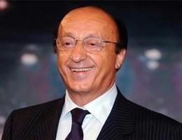 Calcio, minacce a Baldini: condannato in appello Luciano Moggi