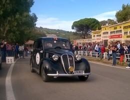 Le auto storiche in Sicilia per la Targa Florio Classica (video)