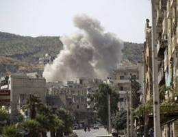 Nuovi raid aerei russi in Siria: distrutto un posto comando Isis