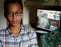 Il 'ragazzo dell'orologio' in Sudan: porterò qui le invenzioni (video)