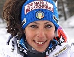 Sci, Federica Brignone vince il SuperG a Soldeu