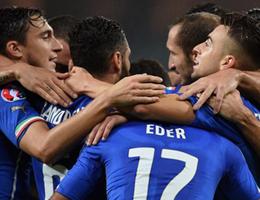 """Azerbaigian-Italia 1-3, Azzurri qualificati. Conte: """"Ora arriva il difficile"""""""
