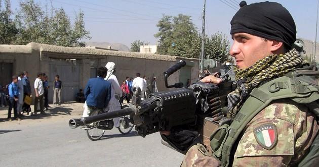 Il governo aumenta contingente italiano in Afghanistan