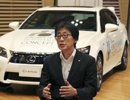 Toyota presenta l'auto a guida autonoma, pronta per Tokyo 2020 (video)