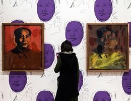 La mostra ''Warhol Unlimited'' al Museée d'Art Moderne di Parigi