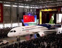Pechino pronta a sfidare i giganti del cielo Boeing e Airbus