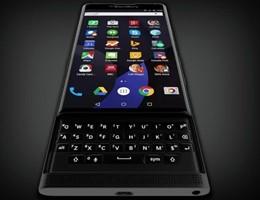 BlackBerry, per rinascere punta su Android e su tastiera fisica