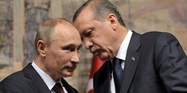 """Il presidente Erdogan: """"Mosca non scherzi con il fuoco"""""""