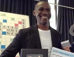 Il campione del mondo di Scrabble in inglese è un nigeriano