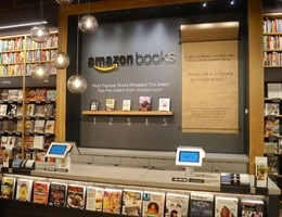 Non più solo virtuale, Amazon apre la prima ''vera'' libreria (video)