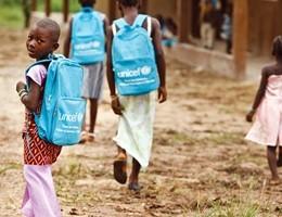 Unicef: ''Per ogni bambino la giusta opportunità'' (video)