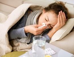 Arriva l'influenza, già 200 mila italiani a letto