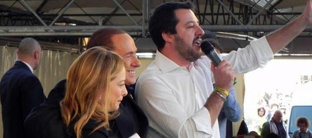 Salvini festeggia, Fi e FdI rilanciano il centrodestra. M5s accelera su struttura