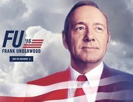 Lo spot elettorale di Frank Underwood: America, è solo l'inizio