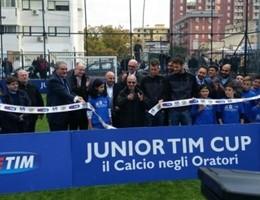 Un campo di calcio a Palermo con le multe a società di serie A (video)