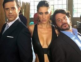 ''Natale col Boss'', Peppino Di Capri tra due coppie comiche (video)