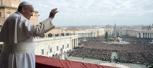 La spinta di Francesco (contro resistenze) per la chiesa aperta