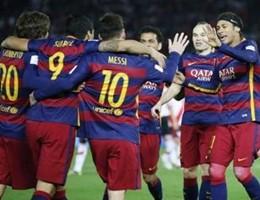 Calcio, Barcellona campione del mondo: 3-0 al River Plate
