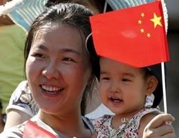 La Cina dice addio alla politica del figlio unico