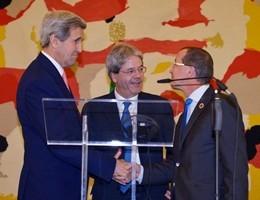 Libia, Conferenza di Roma: urgente un governo libico