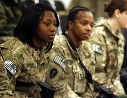 Il Pentagono apre alle donne soldato in prima linea
