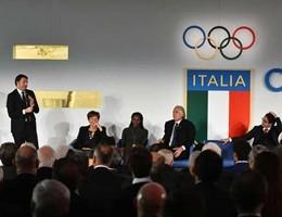 Collari d'oro, celebrato sport italiano con lo sguardo a Roma2024 (video)