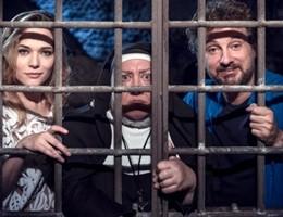 Pieraccioni, ''Professor Cenerentolo'' per conquistare sua figlia (video)