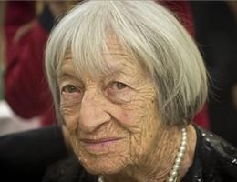 Agnes Keleti, la ginnasta ungherese 95enne sfuggita all'Olocausto