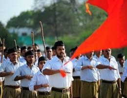 Sfoggio di forza per oltre 150mila estremisti Hindu in India