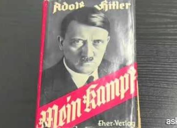 Presentata l'edizione commentata del Mein Kampf di Hitler