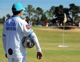 Tra golf e calcio, in Argentina la Coppa del Mondo di Footgolf (video)