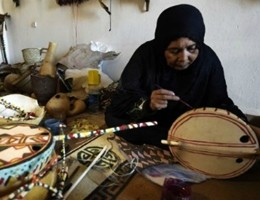 In Algeria torna a vivere l'antica tradizione musicale dell'imzad (video)