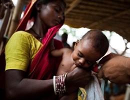 In India lotta senza quartiere contro la malnutrizione infantile (video)