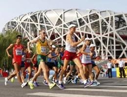 Atletica, A Roma il mondiale di marcia a squadre
