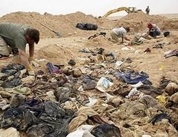 Iraq, scoperta una fossa comune nella città di Ramadi