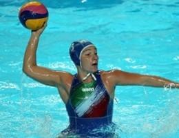 Europei pallanuoto, Italia donne batte la Francia 10-3