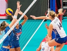 Volley, Russia-Italia 3-1 nel torneo di qualificazione olimpica