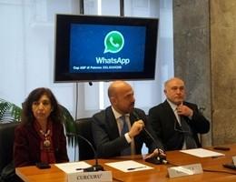 Asp Palermo, da marzo Whatsapp per prenotare visita sanitaria
