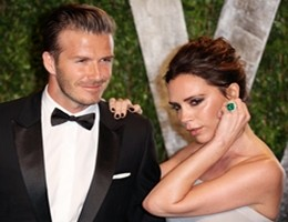 David Beckham e Victoria Adams, aria di separazione
