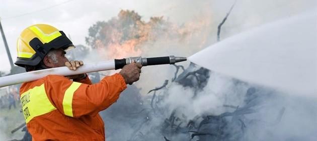 Incendio, nel Lazio oggi effettuati 36 interventi