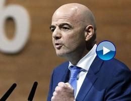 Gianni Infantino nuovo presidente della Fifa, succede a Blatter