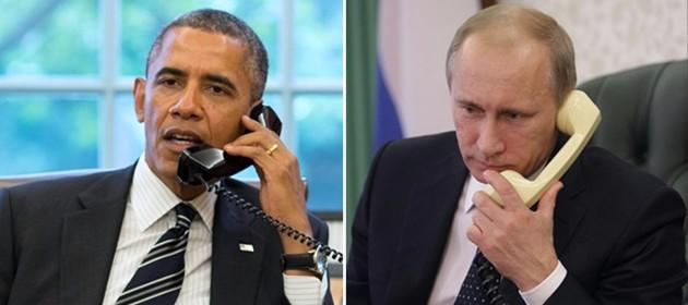 Obama e Putin per tregua in Siria, bombe turche sui curdi