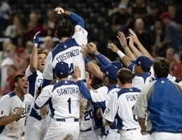 Baseball, Italia prima nazione europea del ranking mondiale