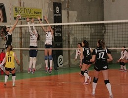 Sicilia, La Saracena espugna il campo del Volley 96 Milazzo