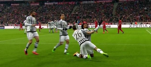 Juve, settanta minuti da sogno ma poi crolla ai supplementari. Bayern passa ai quarti