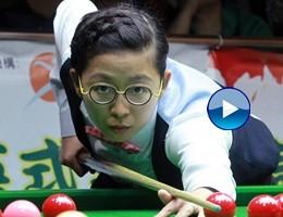 Ng On-yee, la stella di biliardo che punta a sfidare gli uomini