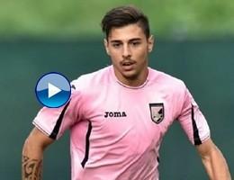 """Pezzella: """"Il Palermo sempre più squadra. A Empoli per vincere"""""""