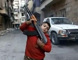 Unicef, un bambino su tre in Siria conosce soltanto la guerra